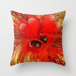 St. Valentine Throw Pillow