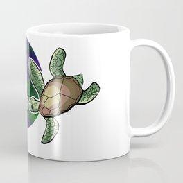 Space Turtle Coffee Mug