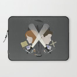The Light in Dark Places Laptop Sleeve