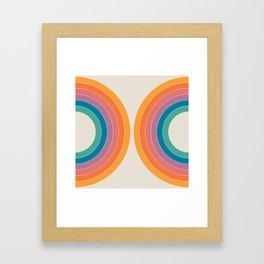 Boca Sonar Framed Art Print