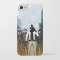 youtube iPhone & iPod Cases featuring Youtube Gamers by Meder Taab