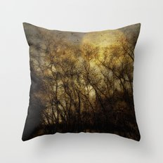Hush Now Throw Pillow