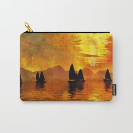 Smooth Sailing Carry-All Pouch