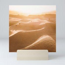 Sandbox Mini Art Print