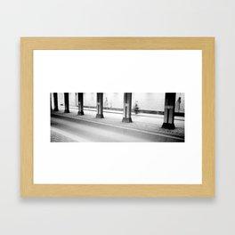 DAM 2 Framed Art Print