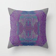 Jewel Tones II Throw Pillow