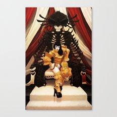 Blackjack Betty #4 Canvas Print