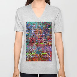 wooden highlands Unisex V-Neck