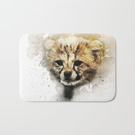 Cheeta Cub Bath Mat