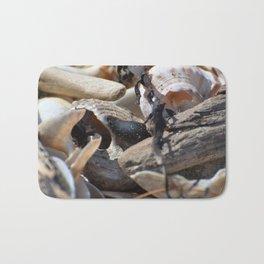 Broken shells 3 Bath Mat