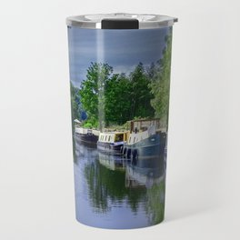 Narrow Boats Travel Mug