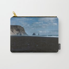 Iceland Sea Stacks Carry-All Pouch