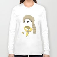 sam smith Long Sleeve T-shirts featuring Sam by John McKeever