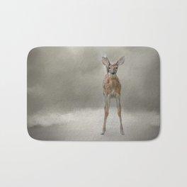 Stand Strong Little Fawn - Deer - Wildlife Bath Mat