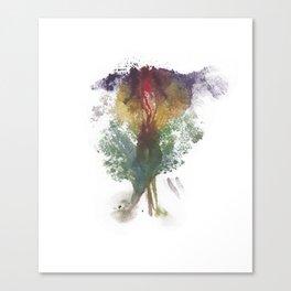 Devon's Vulva Print No.3 Canvas Print