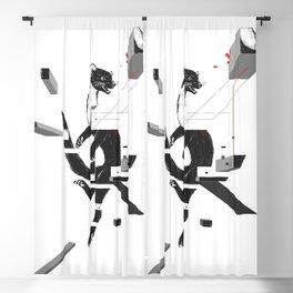 marten_deconstructed Blackout Curtain