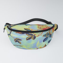 under the apple tree Fanny Pack