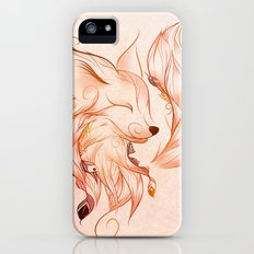Fox  iPhone (5, 5s) Slim Case