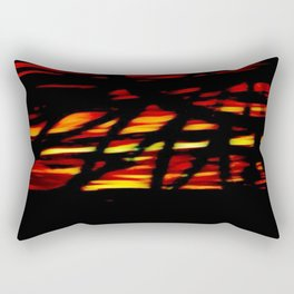 Golden Dream Rectangular Pillow
