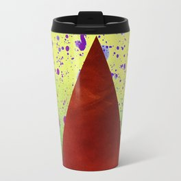 Triangle Composition Travel Mug