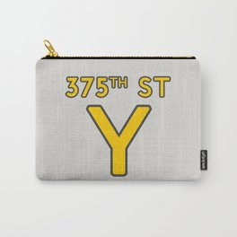 375th Street Y Carry-All Pouch