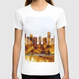 Kawasaki Japan Skyline T-shirt