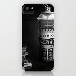 Exterminated Who iPhone Case