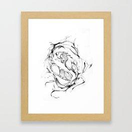 harmonious Framed Art Print