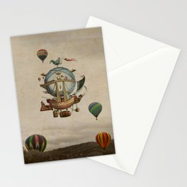 La Minerve 1803  travel in style Stationery Cards