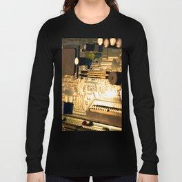 Sunset Technology Long Sleeve T-shirt