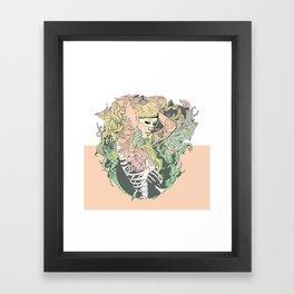 I N K : II Framed Art Print