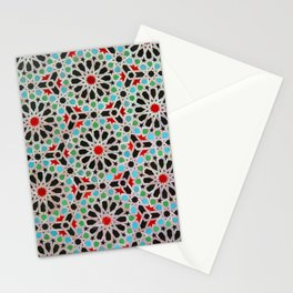 ARTERESTING V46 - Bohemian lifestyle, Traditional Moroccan Design Stationery Cards