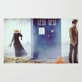 The doctor and his wife Rug