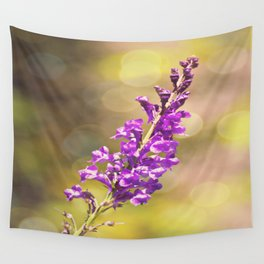 Lythrum Wall Tapestry