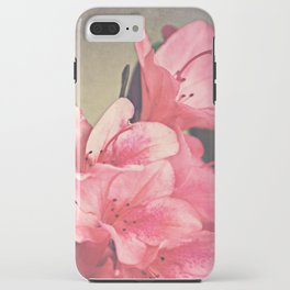 Strawberry Flowers iPhone Case