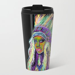 Fluor indian Travel Mug