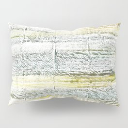 Lotion abstract watercolor Pillow Sham