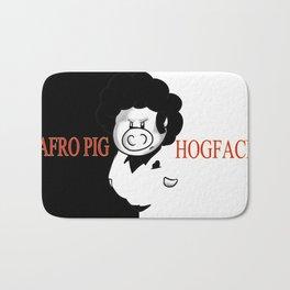 Hogface Bath Mat