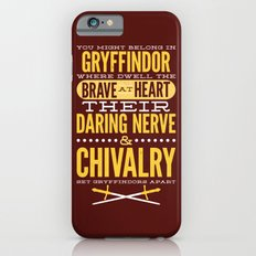 Gryffindor Slim Case iPhone 6s