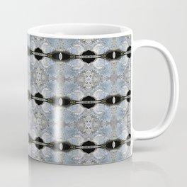Creevykeel lichen blue-grey medium pattern Coffee Mug