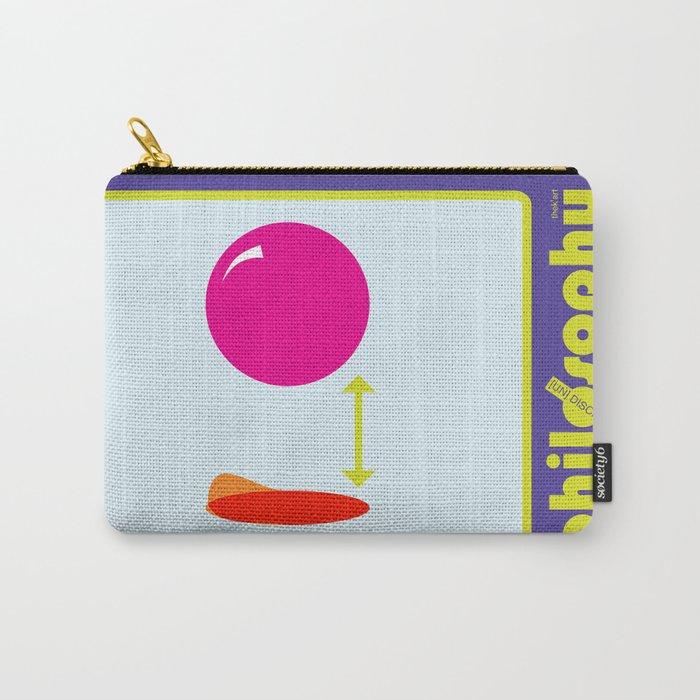 [UN] DISCIPLINE: PHILOSOPHY Carry-All Pouch