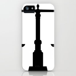 weight scale iPhone Case