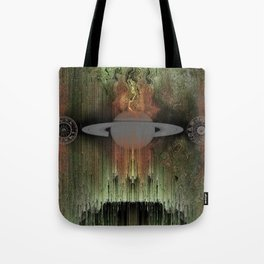 Ruled By Saturn Tote Bag