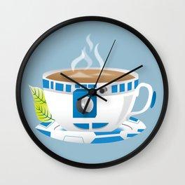 R2-TEA2 Wall Clock