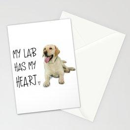 My Labrador Stationery Cards