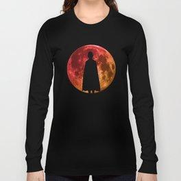 Anime Hero Moon Inspired Shirt Long Sleeve T-shirt