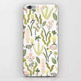 deep in the jungle iPhone Skin