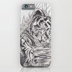 cute tiger Slim Case iPhone 6s