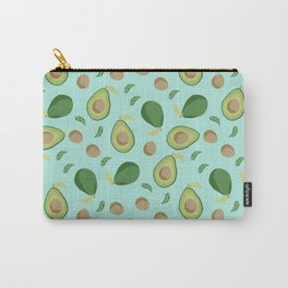 Avocado gen z fashion apparel food fight gifts Carry-All Pouch