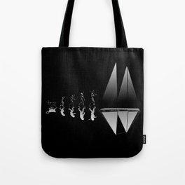 Sailor Evolution Tote Bag